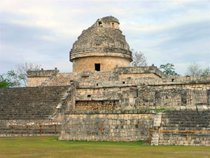 The Caracol - Ancient Maya observatory